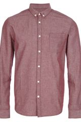 Closed Chambray Shirt - Lyst