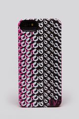Diane Von Furstenberg Iphone 5 Case Leo Chain - Lyst