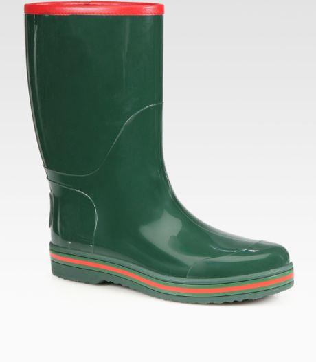 Innovative Gucci 39Prato  GG Blooms39 Rain Boot Women  Nordstrom