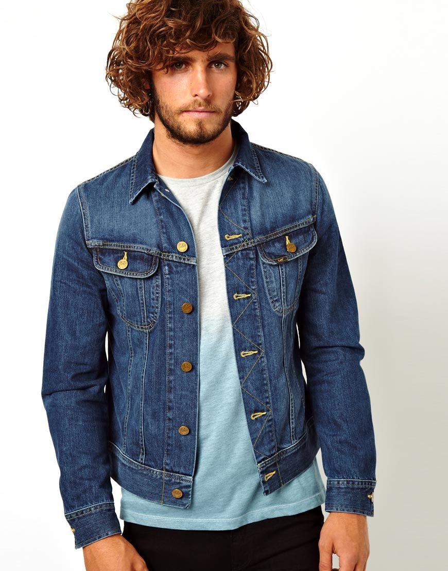 Shop men's Denim Jackets from the best designer brands at Farfetch. Find hundreds of luxurious labels, all in one place. Luxury fashion at your fingertips. slim fit denim jacket. $ More like this. Size (Standard) L M S XL. New Season Ih Nom Uh Nit. loose fit denim jacket. $ More like this. Size (Standard) L M S XL XS.