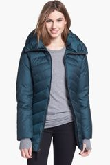 Marc New York By Andrew Marc Mulberry Down Feather Coat - Lyst