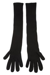 Michael Kors Ribbed Glove - Lyst