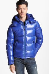 Moncler Maya Shine Down Jacket - Lyst