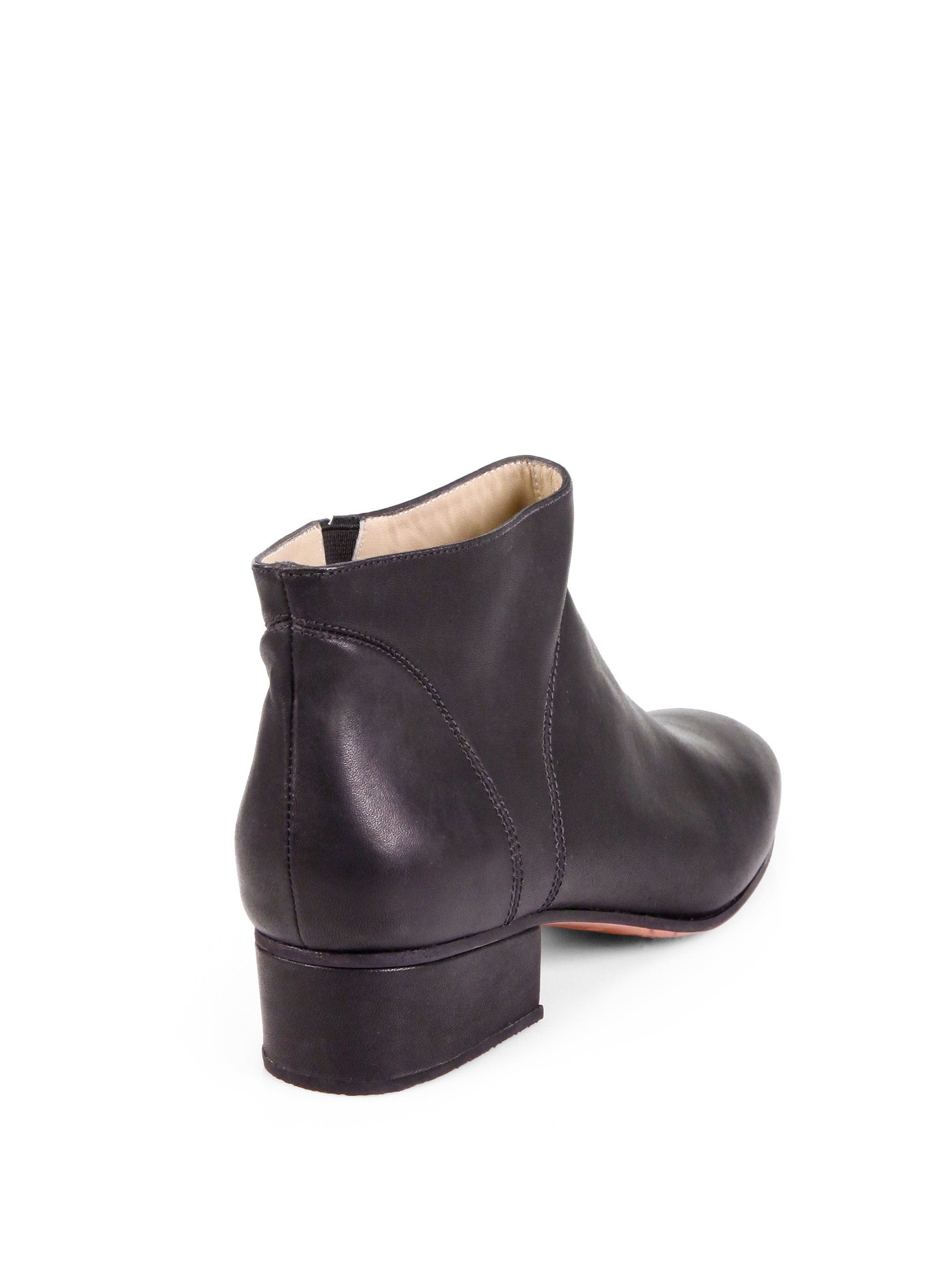 Rachel Comey Round-Toe Ankle Boots sale under $60 outlet big discount many kinds of online shopping online with mastercard cheap very cheap wkhDpTS6OM