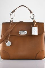 Ralph Lauren Tiffin Bag - Lyst