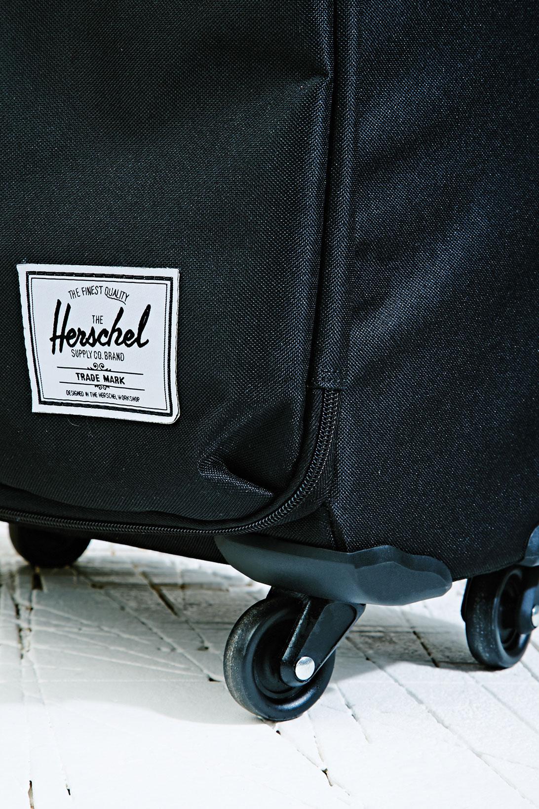 5ba349db4 Dr. Denim Herschel Highland 40l Cabin Bag in Black in Black for Men ...