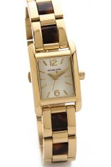 Michael Kors Mini Taylor Watch - Lyst