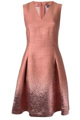 Fendi Shimmery Dress - Lyst