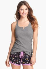 Kensie Weekend Warmup Tank - Lyst
