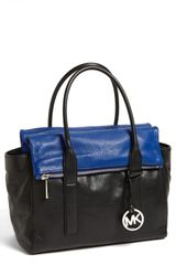 Michael by Michael Kors Tippi Large Satchel - Lyst