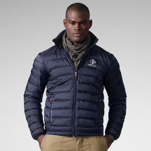 Ralph lauren down jacket rlx