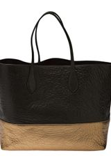 Rochas Two toned Tote - Lyst