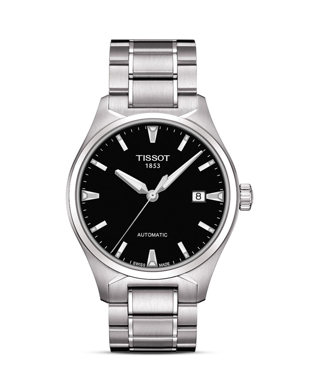 Lyst Tissot Ttempo Mens Black Automatic Classic Watch