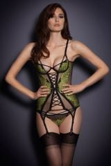 Agent Provocateur Electra Basque - Lyst