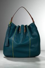 Patrizia Pepe Leather Shopper - Lyst