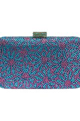 Serpui Marie Jewel Embellished Box Clutch - Lyst
