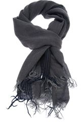 Brunello Cucinelli Striped Scarf - Lyst