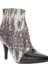 Jeffrey Campbell Jessa Ankle Boot - Lyst