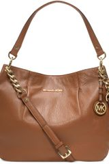 Michael Kors Bedford Large Shoulder Bag - Lyst