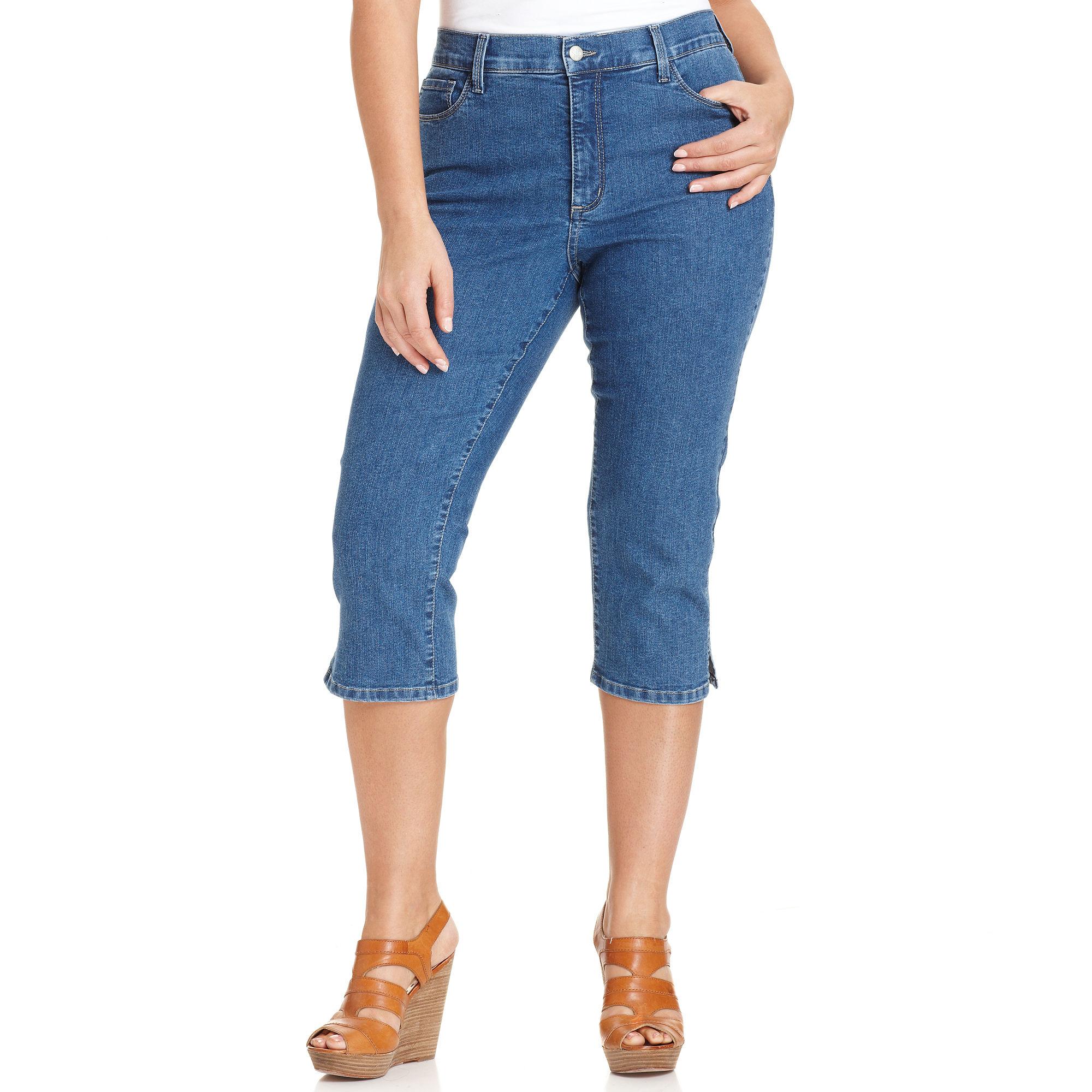 not your daughter 39 s jeans nydj plus size jeans nanette. Black Bedroom Furniture Sets. Home Design Ideas