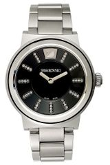 Swarovski Womens Swiss Piazza Stainless Steel Bracelet 36mm - Lyst