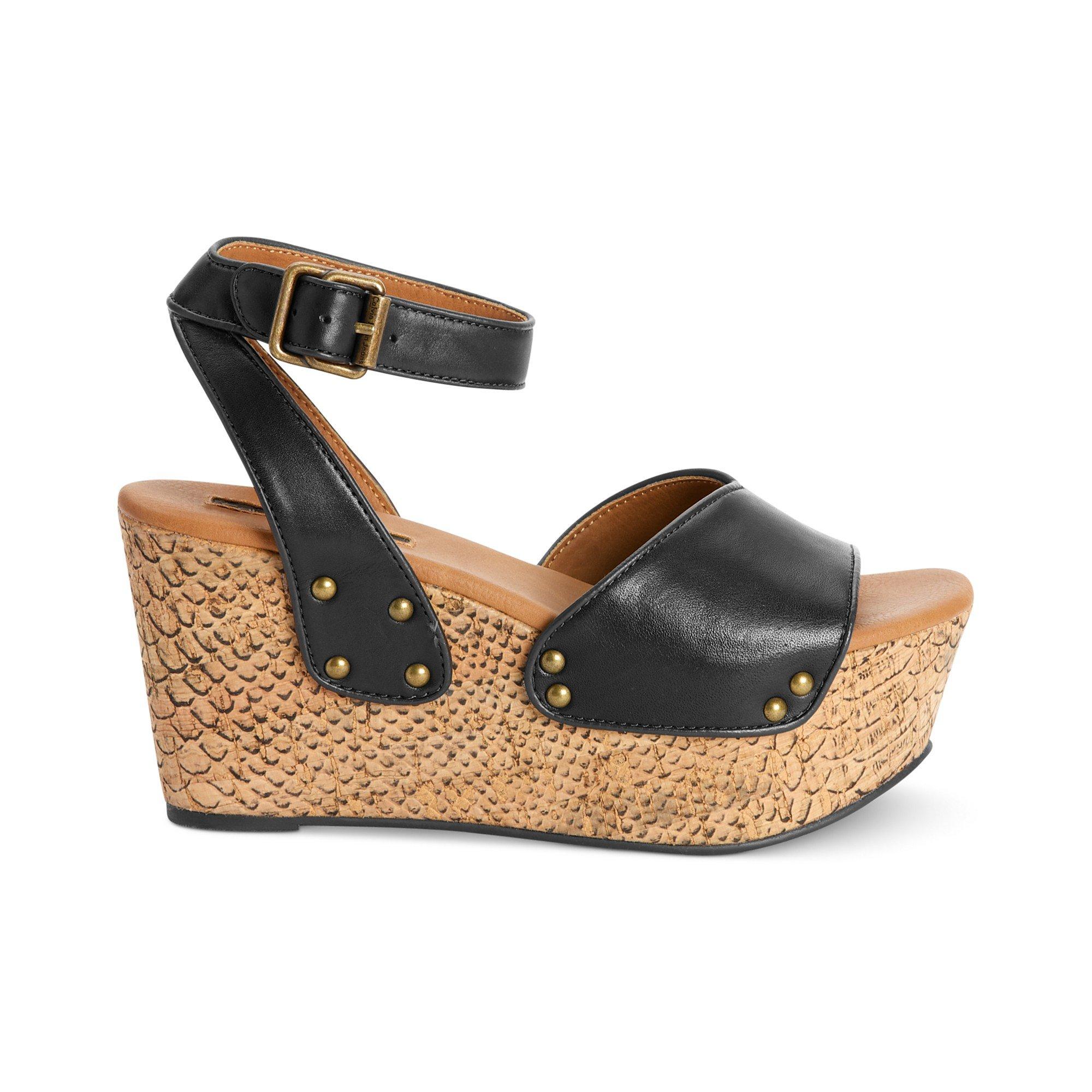 Calvin Klein Ck Jeans Womens Shoes Calla Platform Wedge