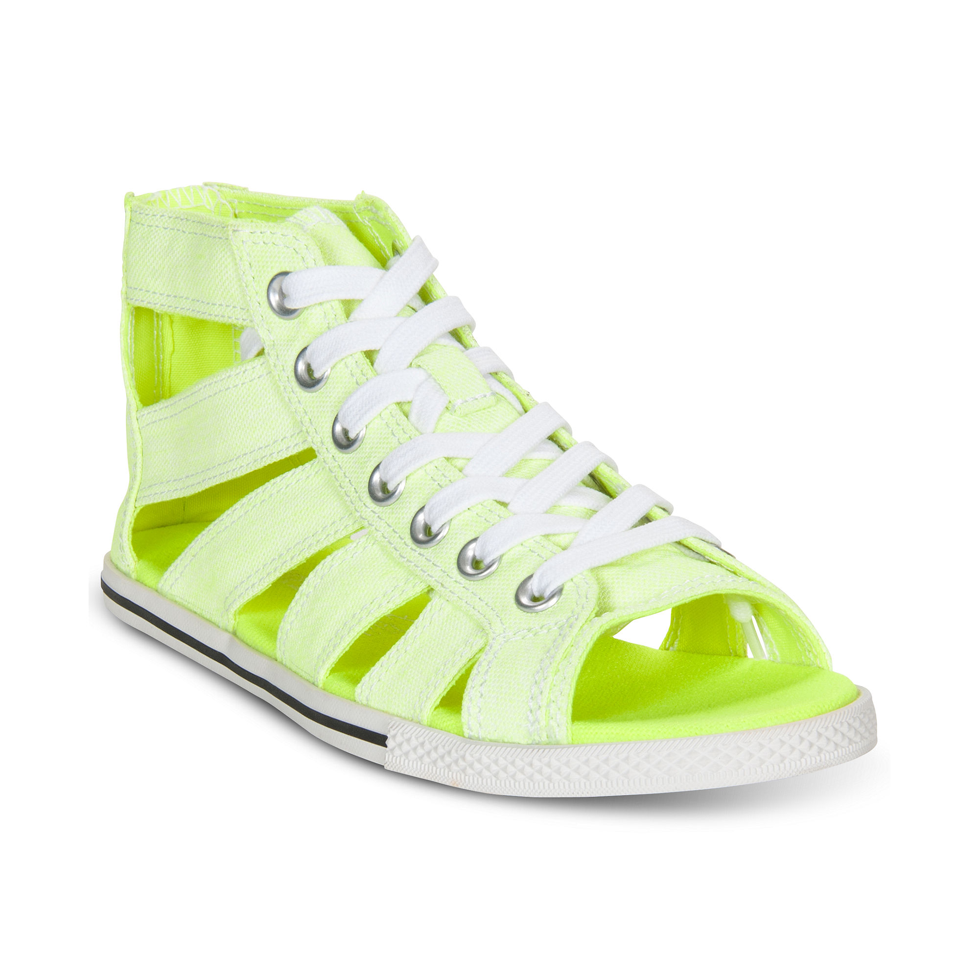 Lyst - Converse All Star Gladiator Sneakers in Green f143ba0b4