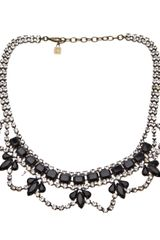 Dannijo Beaded Necklace - Lyst