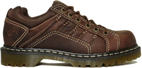 Dr Martens Keith Shoe Black Greenland