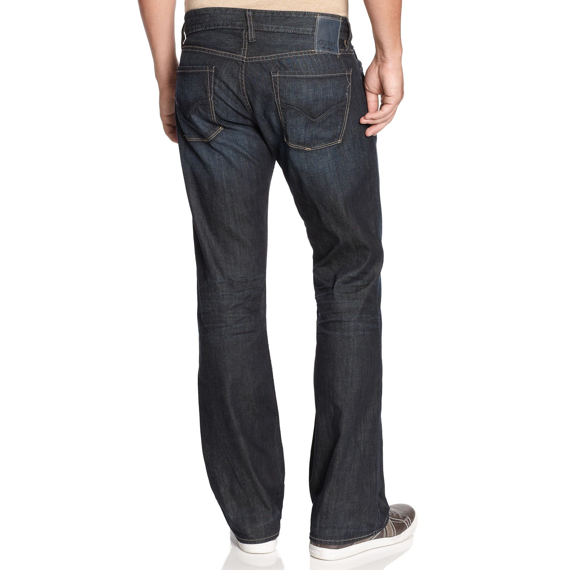 Shop Buckle for men's slim fit jeans that are fitted through the thigh and knee. Find slim fit jeans in variety of washes and leg openings. Lampson Slim Boot Stretch Jean. Slim Fit. $ Add to Favorites. Rock Revival. Hern Slim Straight Stretch Jean. Slim Fit. $ .