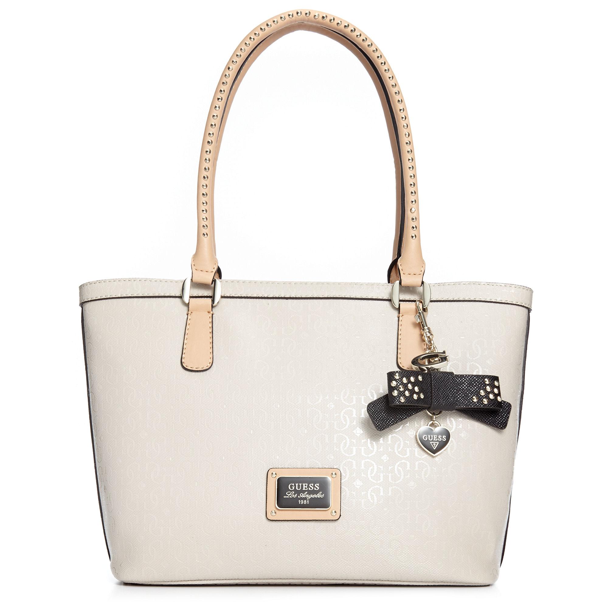 Lyst - Guess Guess Handbag Specks Small Classic