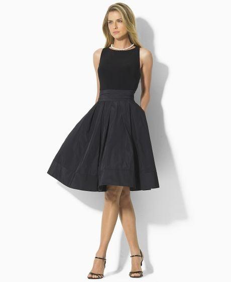 Cool VINTAGE WOMENS Little Black Velvet Dress Carla Zampatti Australian