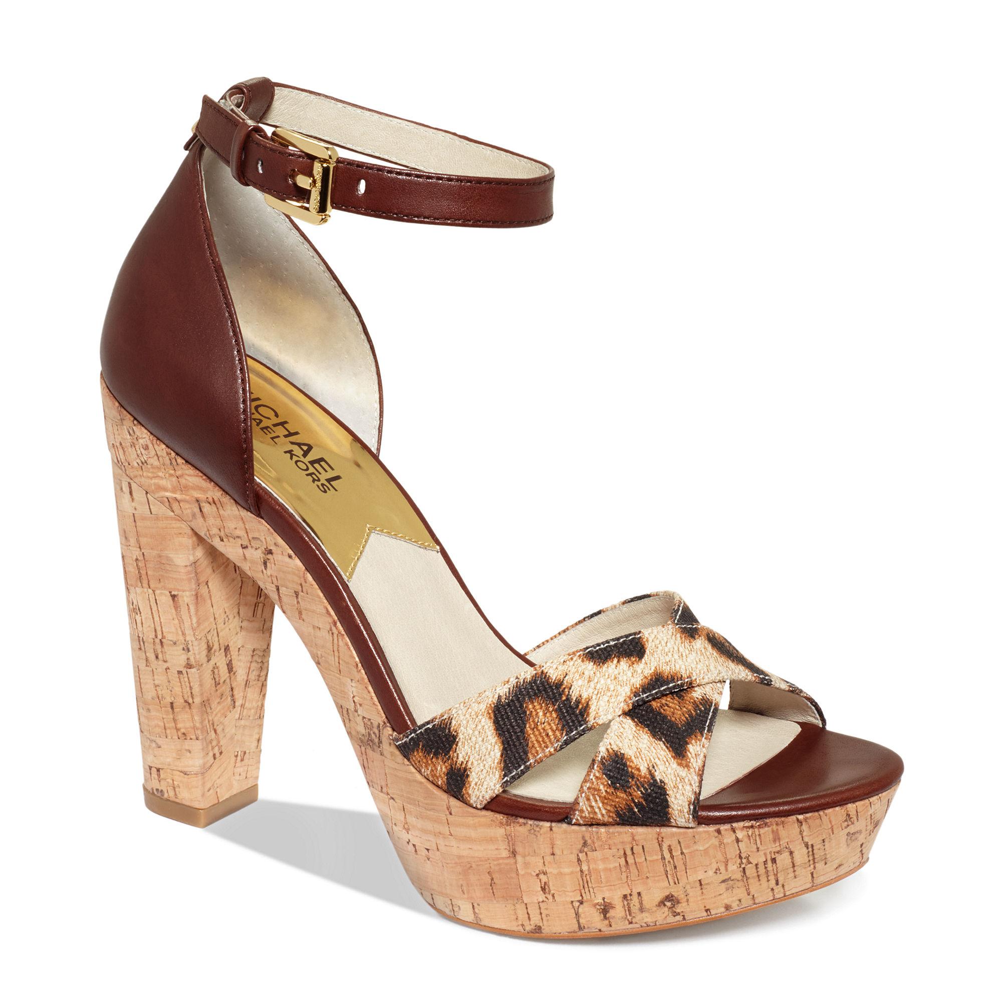 9b9665559e6d Platform Sandals  Michael Kors Sandals Platform