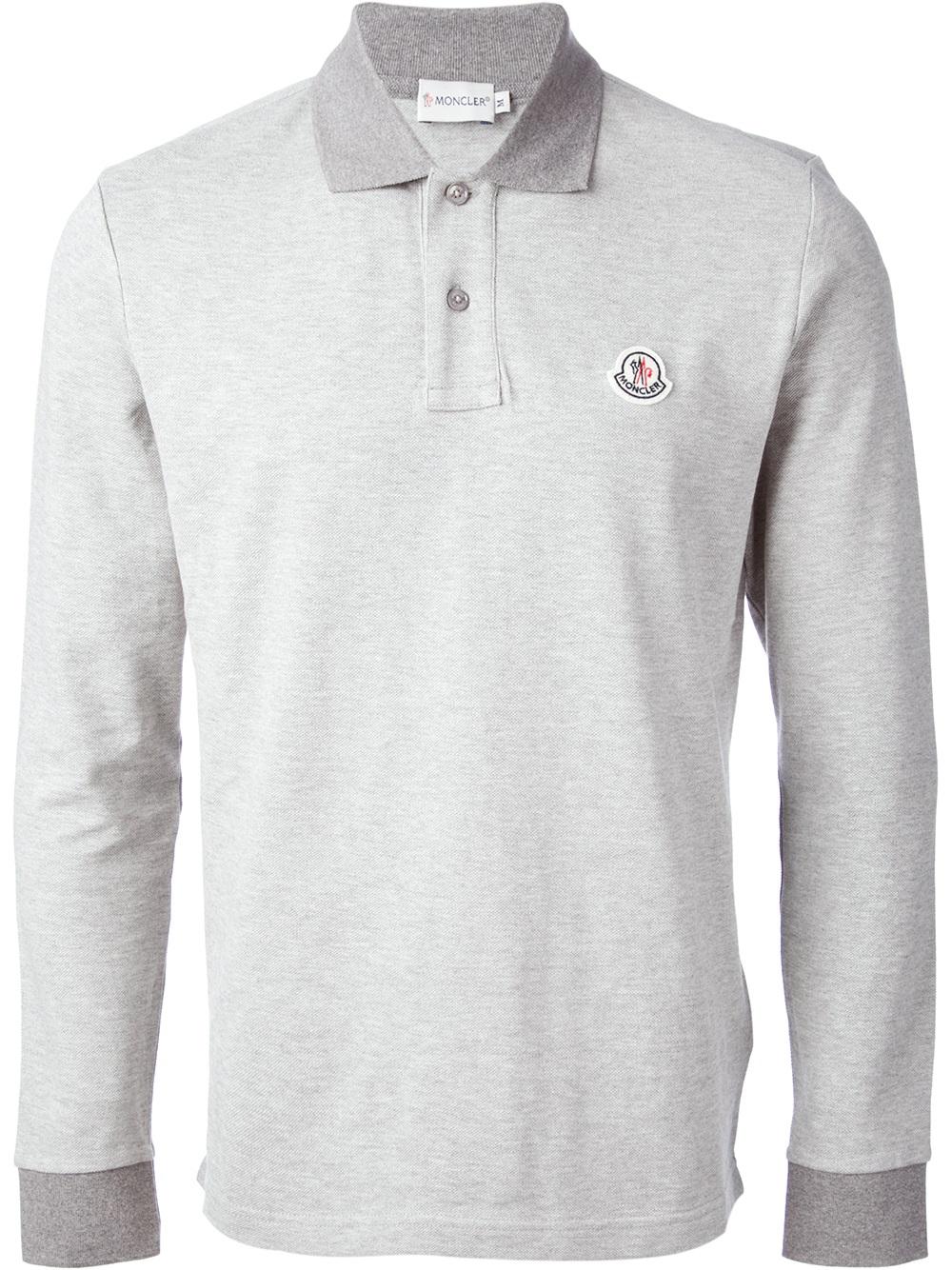 f8ff5f1a4a7e Mens Designer Polo Shirts Moncler