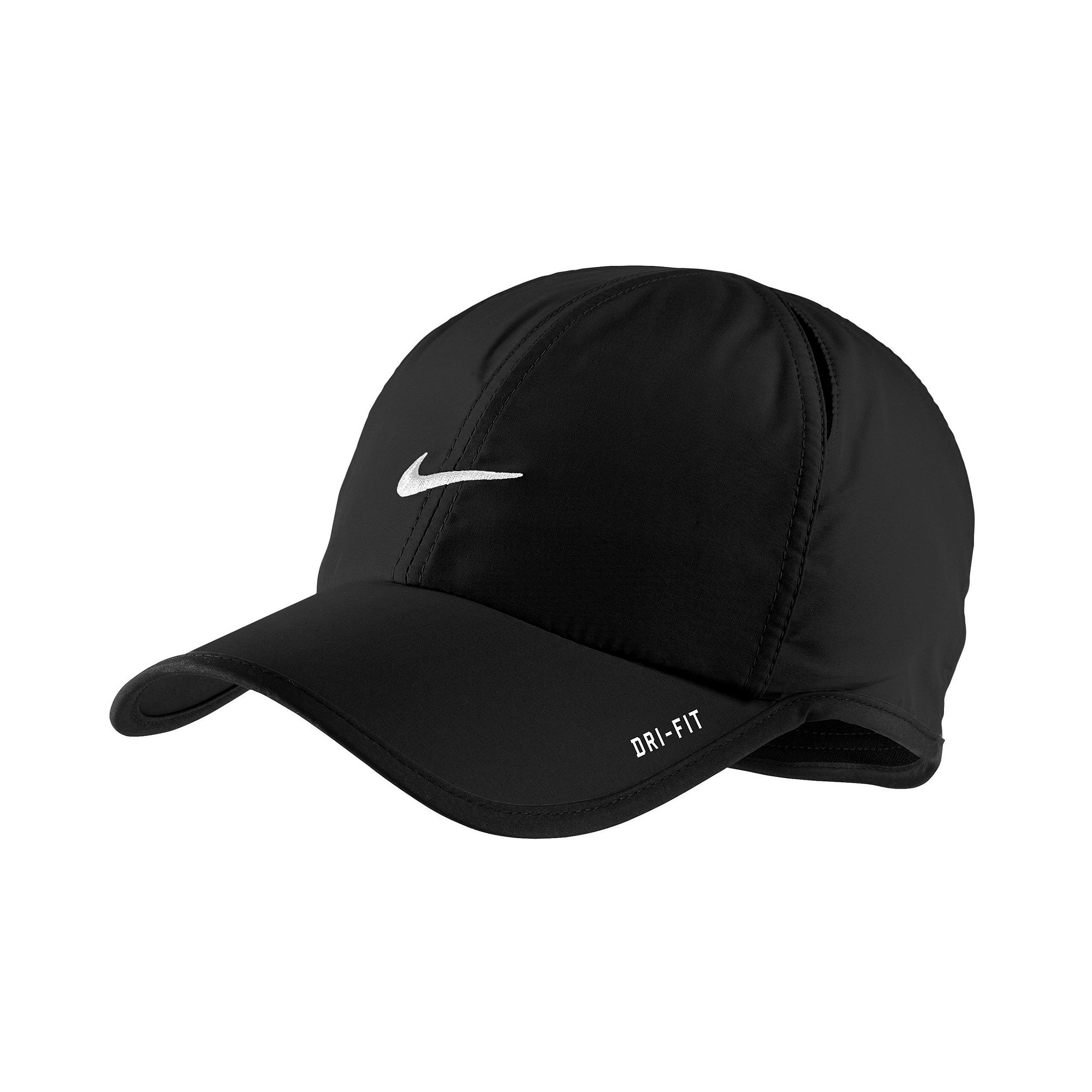 afbdb6564788eb ... usa lyst nike dri fit feather light cap in black for men dc174 57761