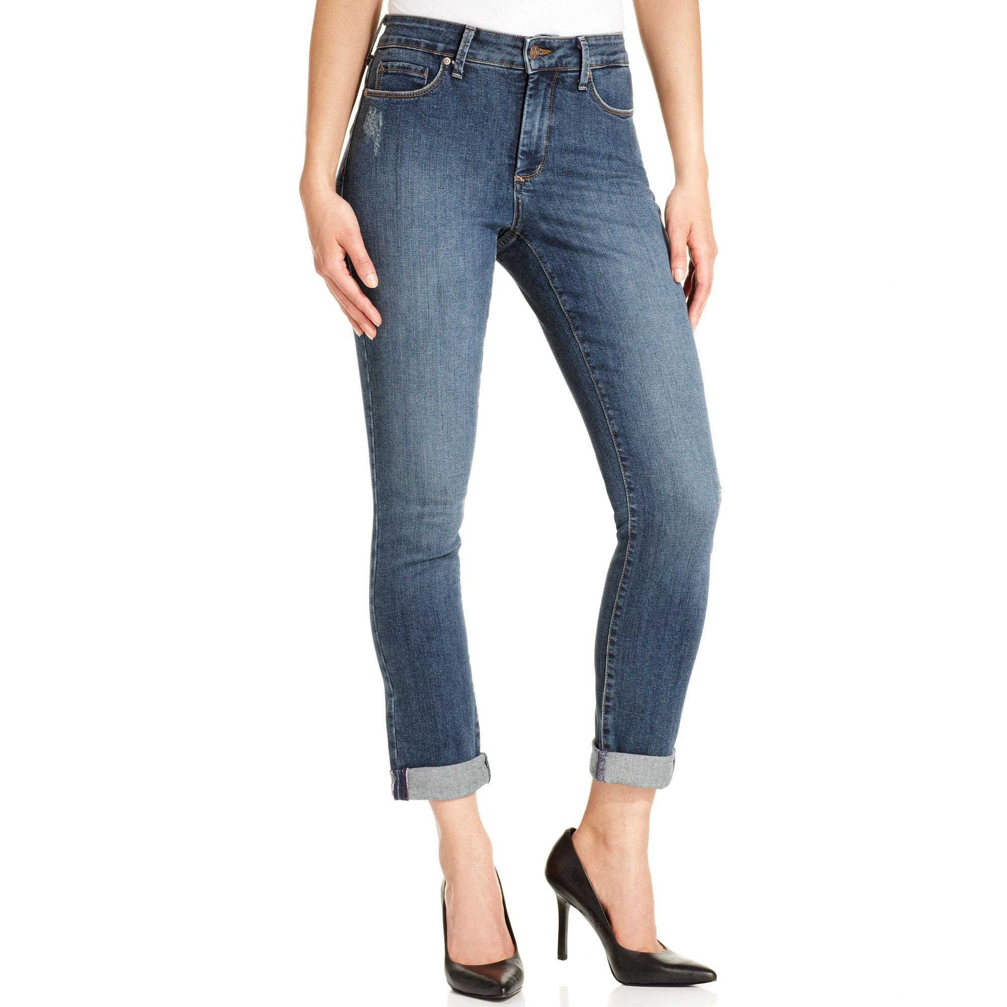 not your daughter 39 s jeans nydj jeans leann skinnyleg. Black Bedroom Furniture Sets. Home Design Ideas