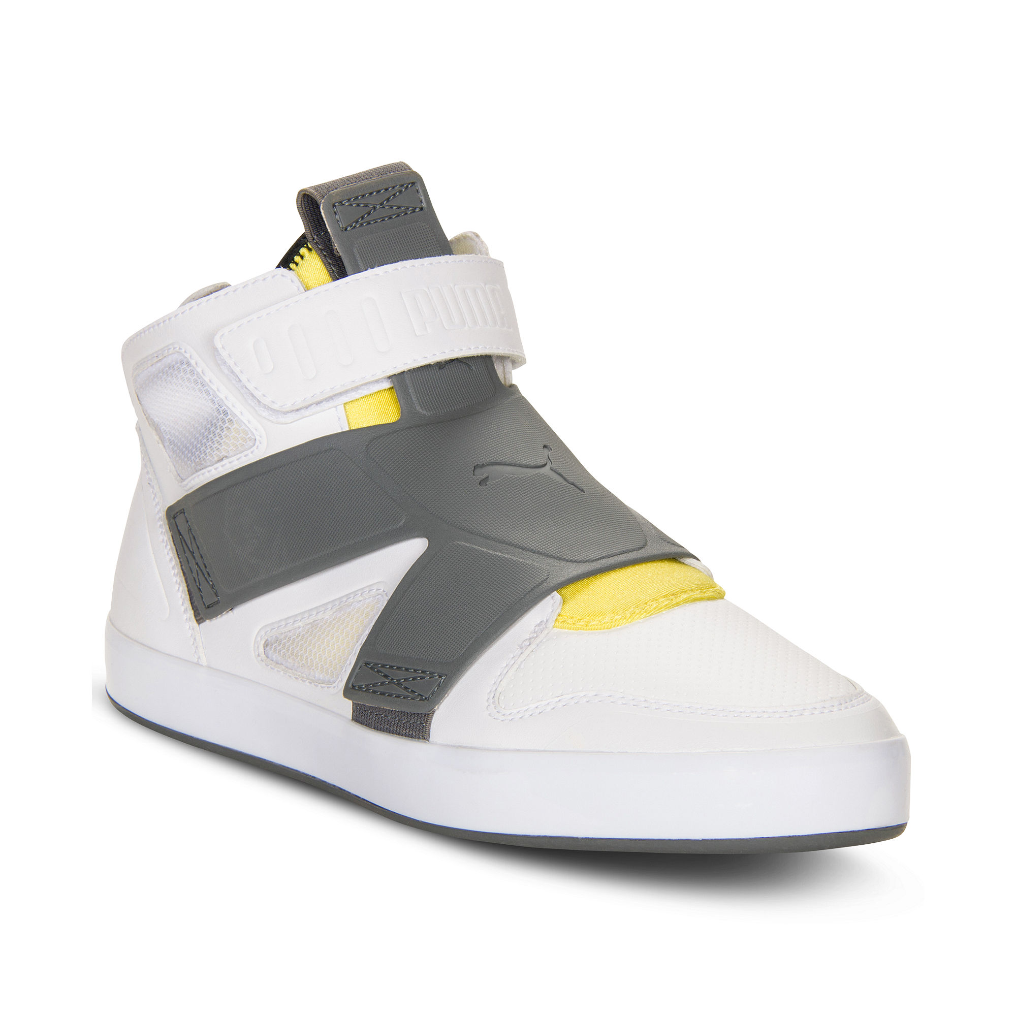 nouveau style 12149 ffe5c PUMA - White El Rey Future Sneakers for Men - Lyst