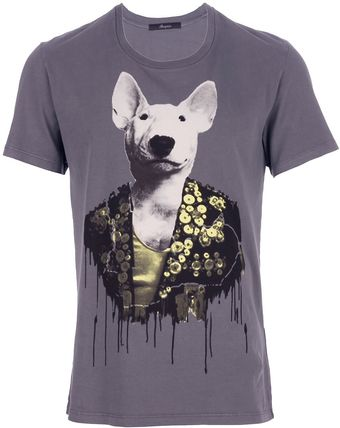 Reception Print Tshirt - Lyst