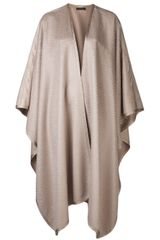 The Row Roater Cape - Lyst