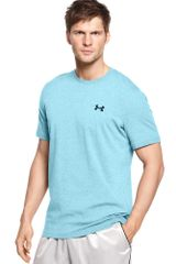 Under Armour Charged Cotton Short Sleeve Training Tshirt - Lyst