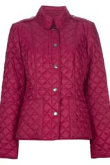 Burberry Brit Kencott Quilted Jacket - Lyst