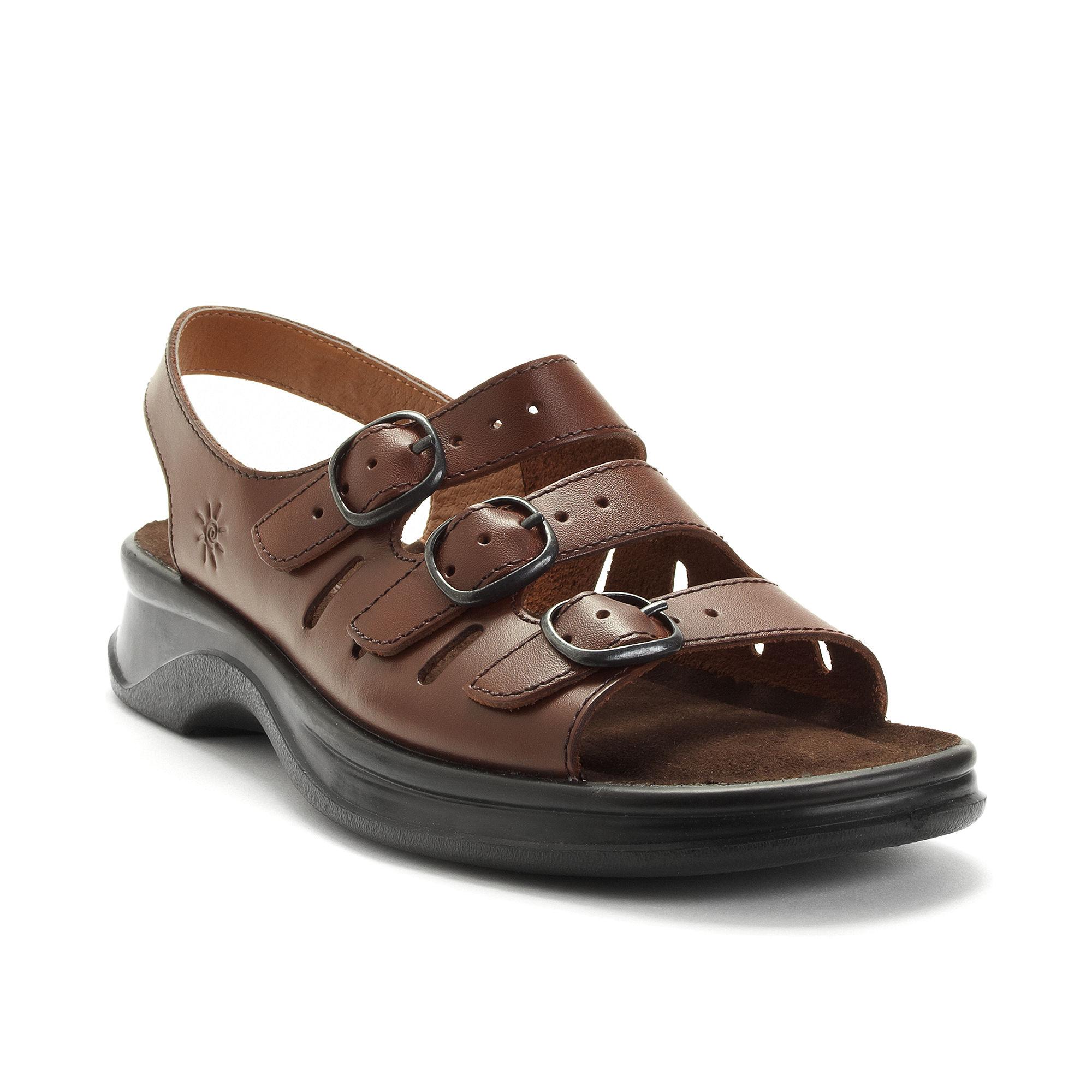 71272d4b8400c Lyst - Clarks Sunbeat Sandals in Brown
