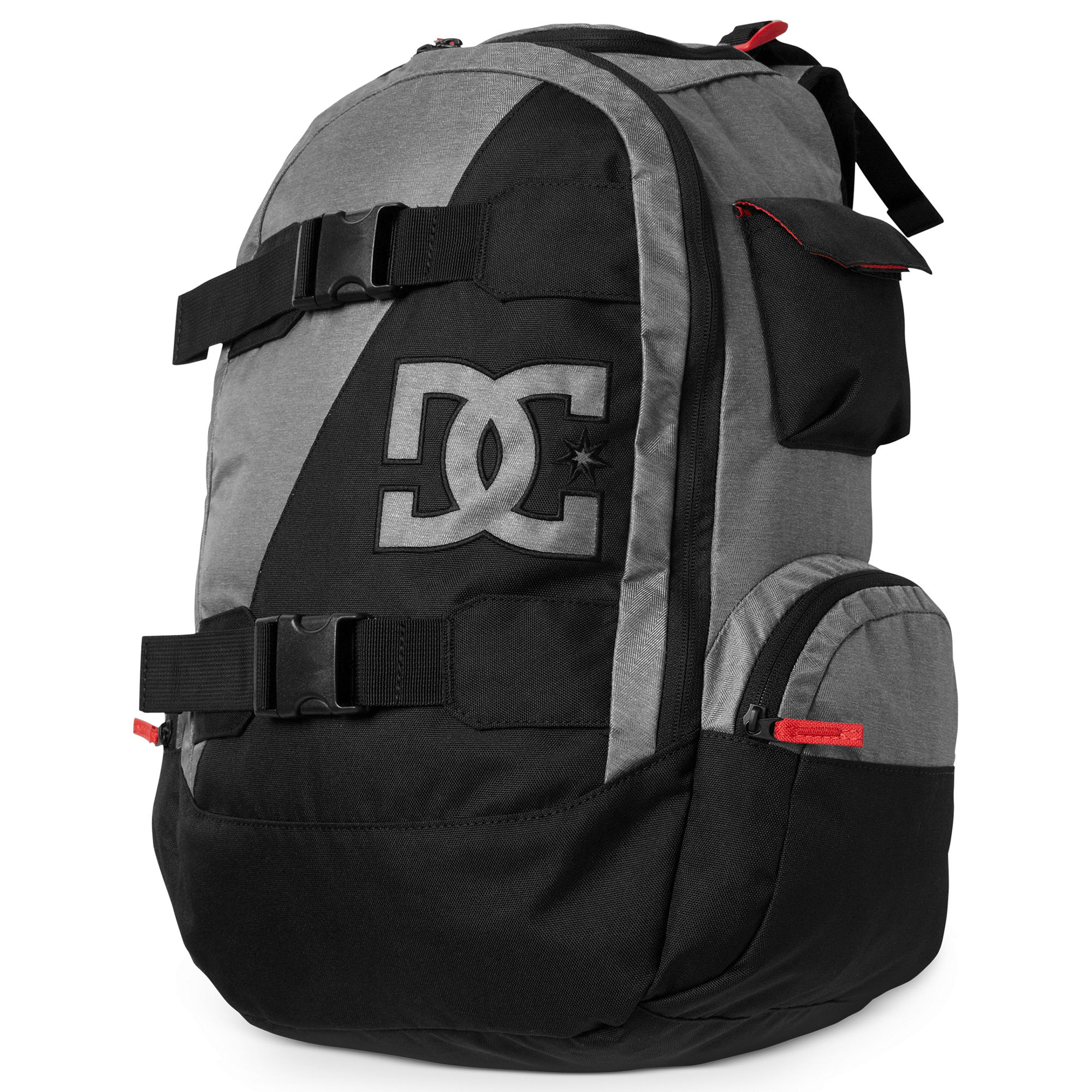 dc5c3c8f5e7 DC Shoes Wolfbred Backpack in Black for Men - Lyst