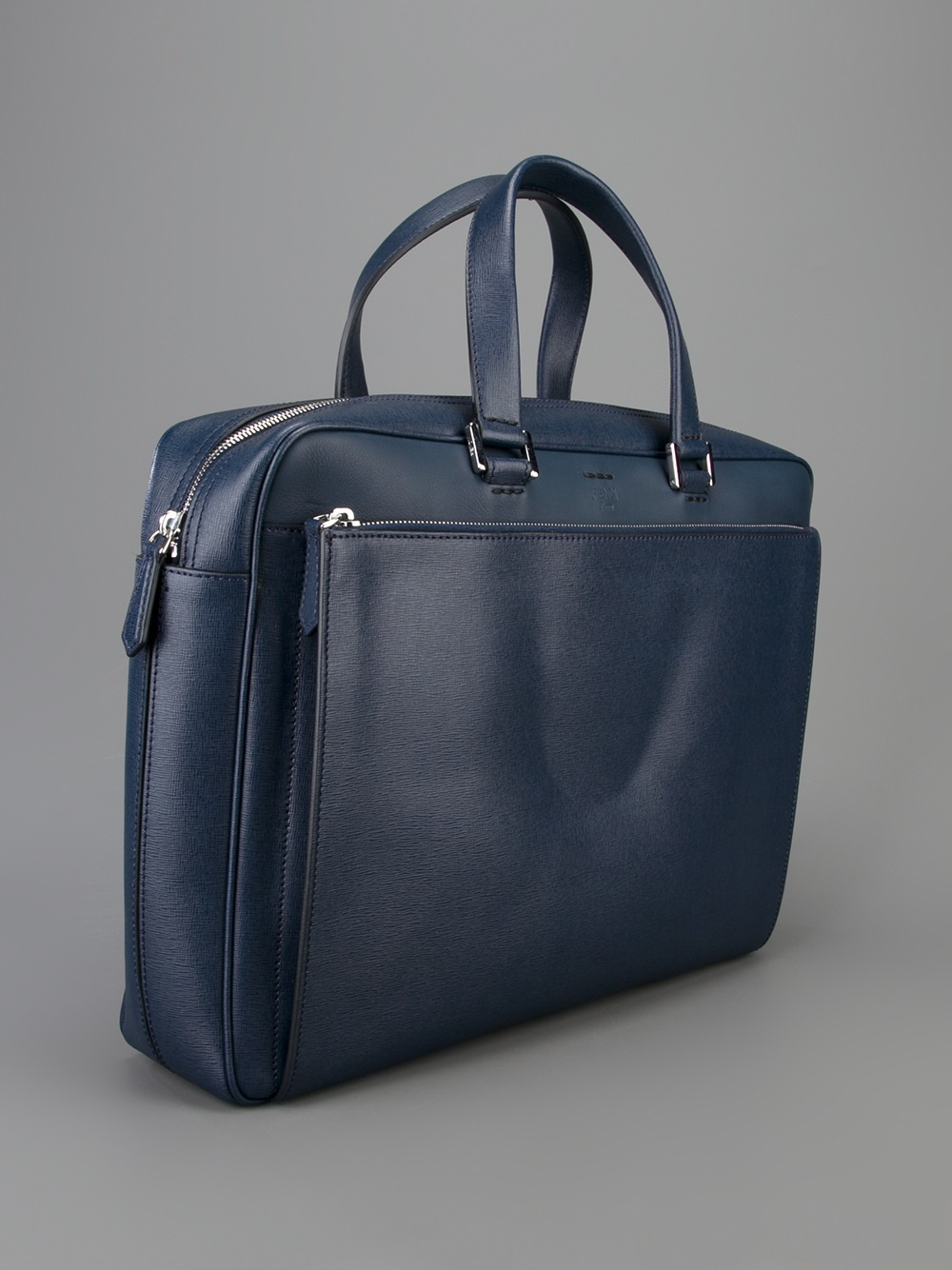 Fendi Leather Briefcase Discount With Paypal Clearance Visit Discount Ebay TKrvstH5