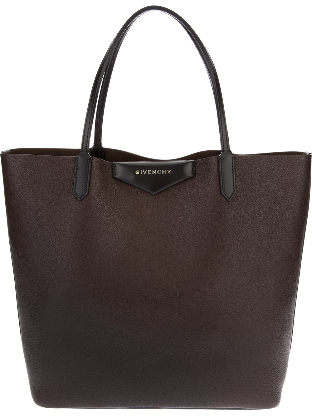 Lyst Givenchy Tote Bag In Brown