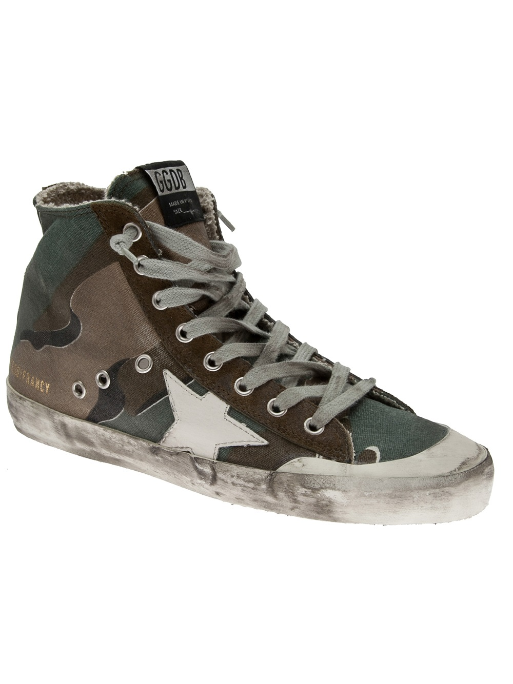 Golden goose deluxe brand Francy Sneaker in Brown