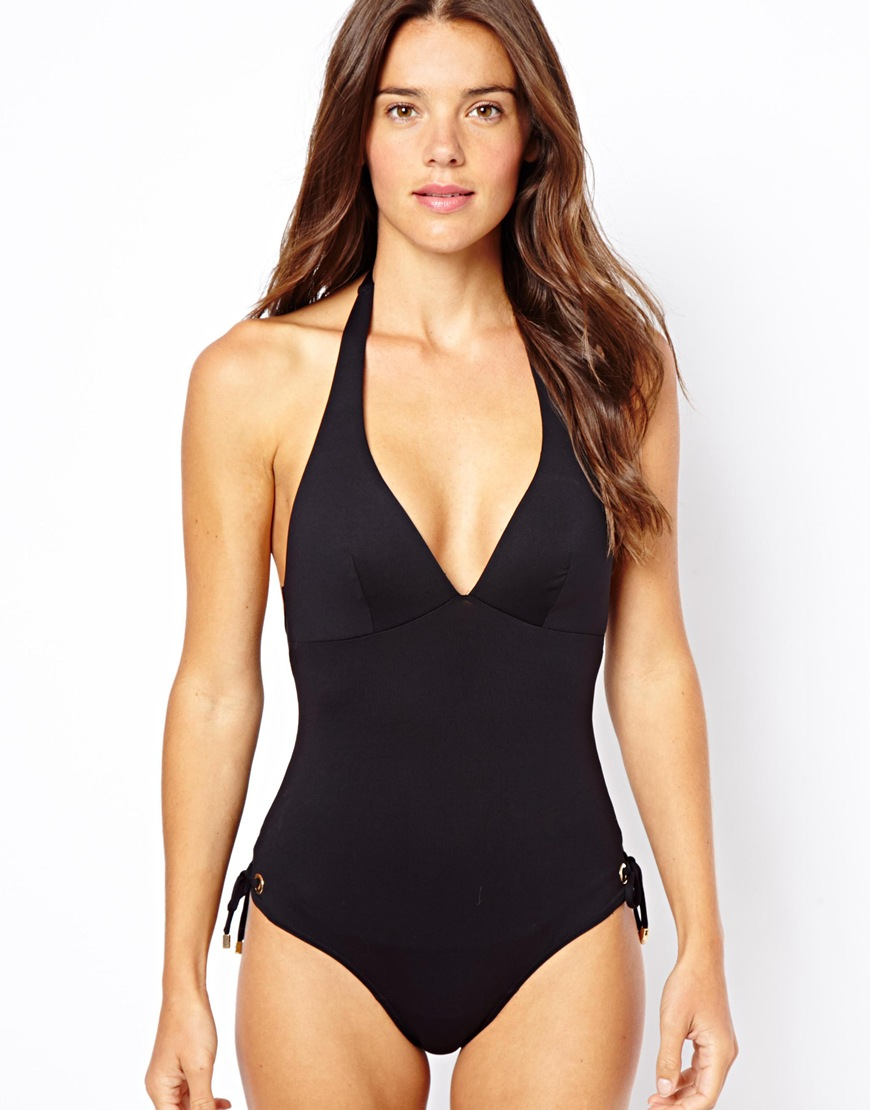 Halter Neck Bathing Suits