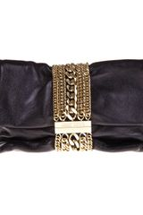 Jimmy Choo Chandra Clutch - Lyst