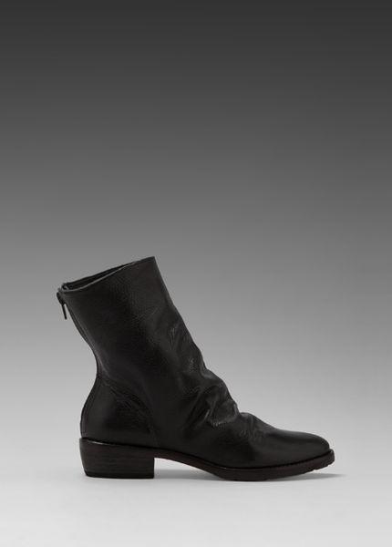 matisse westside boot in black in black lyst