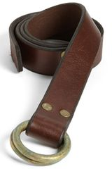 Polo Ralph Lauren Leather Belt - Lyst